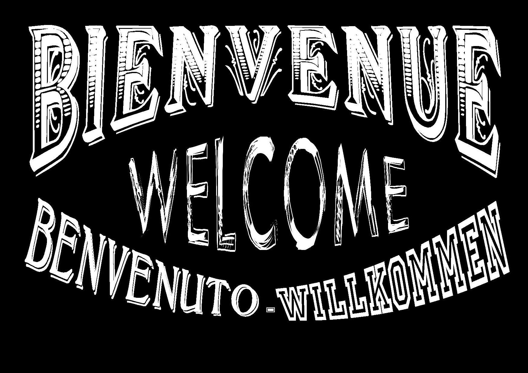 Accueil bienvenue