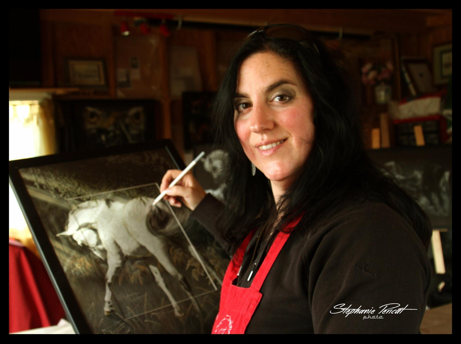 Stephanie pericat artiste pastelliste copie